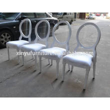 Waterproof Louis Chair In Shiny White XY0220-AB