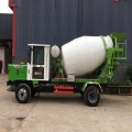 Self-makan Mixer beton Portable
