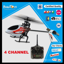 Special Offer! Hot toy 4ch single propeller radio control helicopter with GYRO gravity rc helicopter