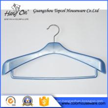 Fashion plastic hanger colorful hanger / coat hanger