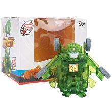 Brinquedo automático do brinquedo da colisão do brinquedo do robô da deformação