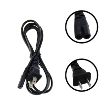 US Plug Connector Flat Power Cord C13 Cable
