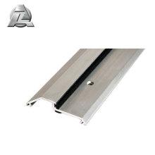 perfil de extrusão 6063-t5 porta de alumínio