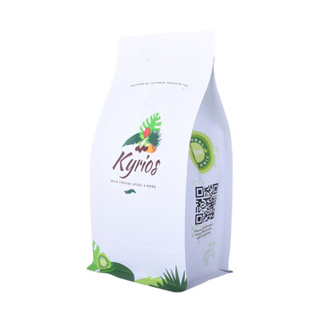 Kaffefolie Heat Sealable Logo Printing Packaging Bagages