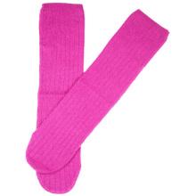 16PKSK01 hiver chaud multi couleur solide chaussette en cachemire