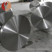 Gr2 Pure titanium sputtering target