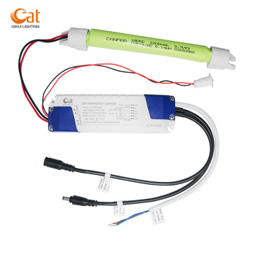 CB 48W LED Emergency Pack 3 horas de autoprueba