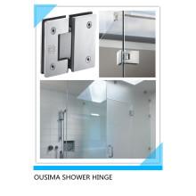 SUS 304 Vidrio a la ducha de cristal Bisagra de puerta Hardware (CR-Y04)