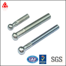 custom high quality spherical head bolt