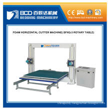 Foam Horizontal Cutter Machine (BFXQ-3 ROTARY TABLE)