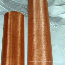 200 Mesh Brass Wire Mesh/80# Copper Wire Mesh