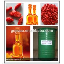 Precio a granel del aceite de semilla de Goji, gou qi zi baya de goji seco prensa aceite de semilla de goji
