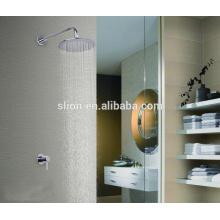 Conjunto básico de ducha combinada con válvula de equilibrio de presión