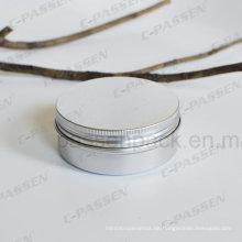 100g Alunimum Schraubglas für kosmetische Creme Verpackung