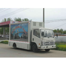 CLW5040XXC4 рекламный грузовик
