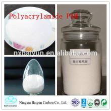 poliacrilamida aniónica para tratamiento de agua / fabricación de papel