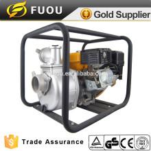 Chinesische gute Leistung Benzin Hochdruck-Wasser-Pumpe für Autowäsche