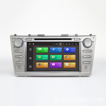 Camery 2006-2012向けAndroid Car DVD