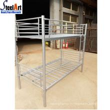 Металлические двухэтажные кровати высокое качество корейский стиль кровать