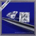 Perles en vrac de Moissanite de diamant synthétique de haute qualité
