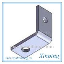 Porte-métal en arceau d'estampage de précision avec revêtement en nickel