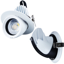 Downlight de mazorca redondo serie familiar 5w-30w