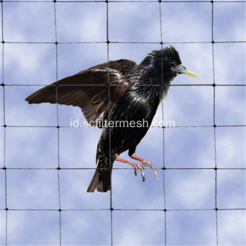 HDPE Anti Bird Garden Net 18x18mm