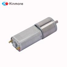 Caja de cambios de 16 mm Motor de engranaje de CC de 3,5 voltios KM-16A050 con motor reductor de micro CC de 110 rpm