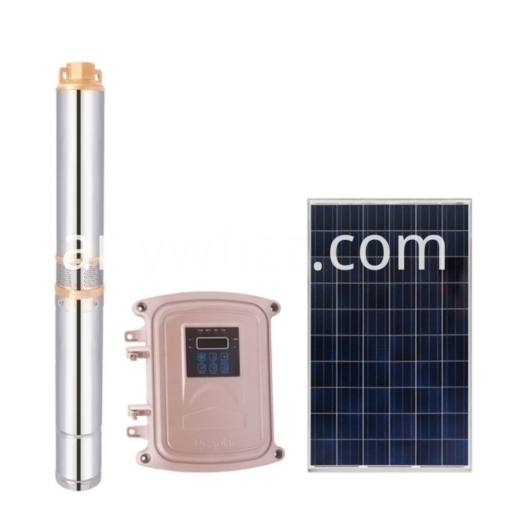 Photovoltaic carry water