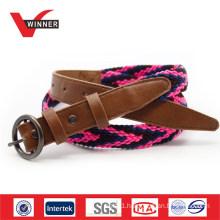 Factory oem elastic rope braided belt
