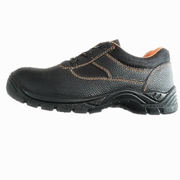 Работать в обуви с верхней Сплит тисненые кожаные подошвы PU