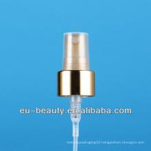 24/410 pearl gold mist spray pump