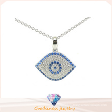 Хороший дизайн и мода 925 Серебряный глаз Дизайн подвеска ювелирные украшения (P5055)