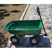 Tc 2145 Gartenwagen mit pneumatischem Gummirad 3.50-4