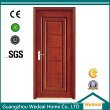 Высококачественные деревянные двери Mazzonia из массива (WDH11)