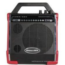 Neue Ankunft WiFi Tragbare Karaoke Mini Bluetooth Multimedia Lautsprecher