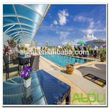Audu Phuket Sunshine Hotel Proyecto cama de sol Rattan