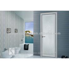 Aluminum Swing bathing room door aluminium toliet door
