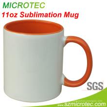 Sublimação / Heat Press Caneca Cor Lateral (MT-B002H)