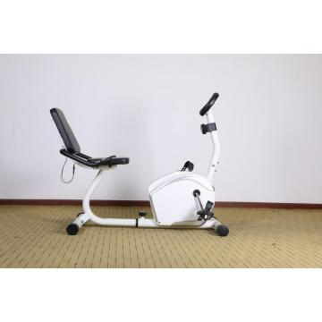 Cardio Fitness Equipment Bicicleta magnética reclinada
