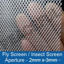 Écran de mouche en aluminium, mailles Dva (HP-MESH0110)