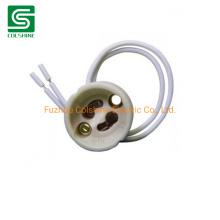 LED Lamp Holder GU10/Gz10 Ceramic Socket Lampholder
