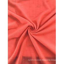 New poly rayon t-shirt jersey fabric