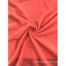 New poly rayon t-shirt jersey fabric