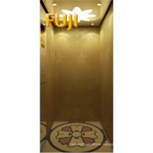 Villa Elevator Golden Yellow Home Elevator / Lift
