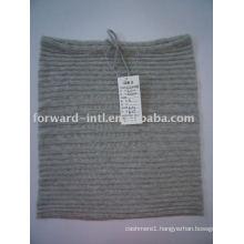 women style 15%cashmere/85%silk blended skirt in 12gg