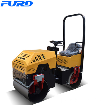 FYL-880 Vibrating Twin drum Ride on Road Roller