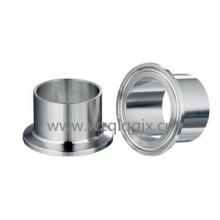 3A / SMS / DIN Ferrure en acier inoxydable tri-clamp 14AMP