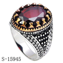 Nuevo modelo de anillo de joyería de moda para hombre