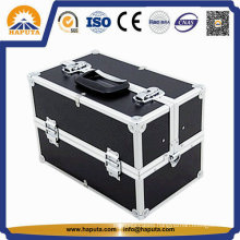 Carrying Professional Beauty Makeup Train Case with Trays